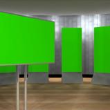 3D Rendering of Digital Set