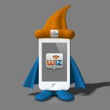 3D Rendering of 'Wiz' Character